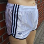 adidas retro gym glanz sprinter shorts