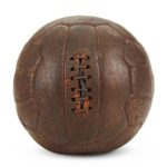 Old 1950s football