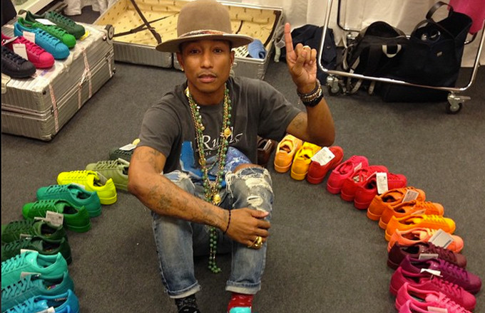 Pharrell Superstars