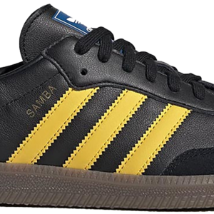 adidas Samba OG Core Black Equipment Yellow