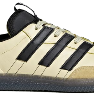 adidas Samba OG MS Easy Yellow Core Black