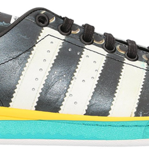 adidas Samba Stan Smith Raf Simons Black White Bright Blue