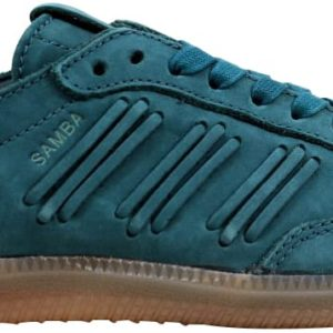 adidas Samba W Tech Green/Vapour Steel (W)