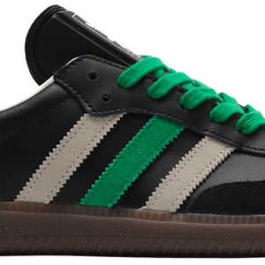 adidas Samba Core Black Orange Green